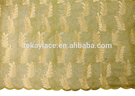 beaded fabric wholesale high quality tulle beaded lace fabric wholesale