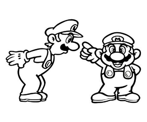 mario maker coloring page mario kleurplaten 187 animaatjes nl