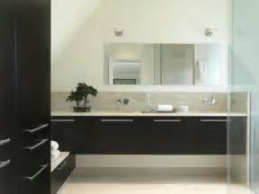 Modern Bathroom Cabinetry 21 Modern Bathroom Designs Decorating Ideas Design