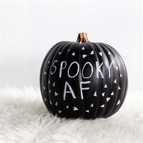 chalkboard paint pumpkin easy af decor chalkboard paint pumpkin diy