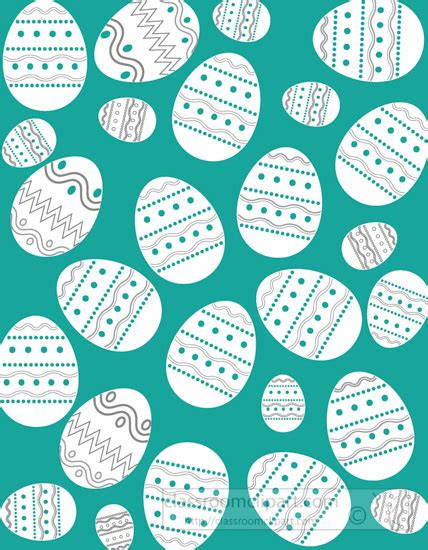 r filename pattern easter easter egg pattern clipart tourqouise 316