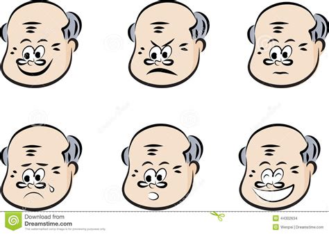 expression cartoons illustrations vector stock images facial expression stock illustration image 44302634