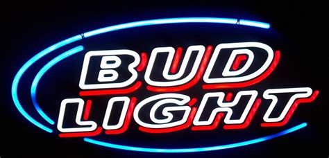 bud light light up sign glamour lighting secrets