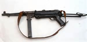 mp40 submachine gun for sale images