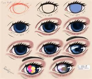how to get blind eye pro step by step eye tut by saviroosje on deviantart