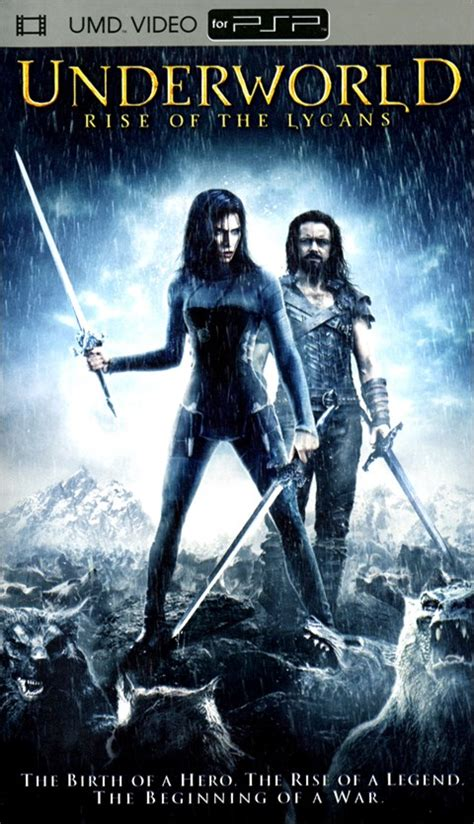 film online underworld rise of the lycans underworld rise of the lycans movie for psp buy