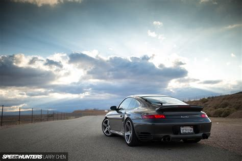 Porsche 911 Turbo 996 by Project 996 Turbo German Muscle Speedhunters
