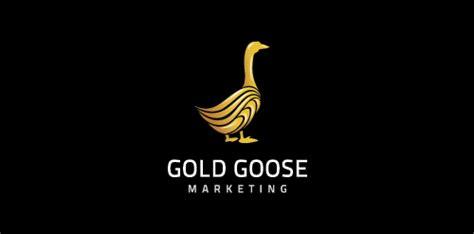 design logo gold gold goose logomoose logo inspiration