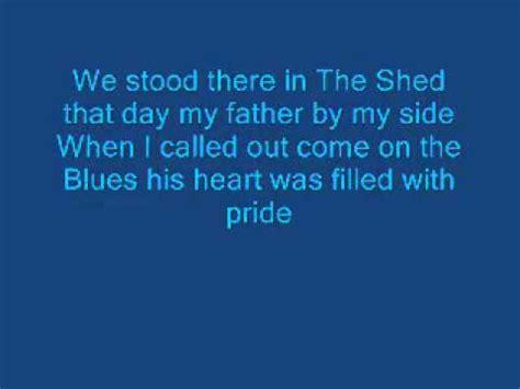 chelsea anthem lyrics chelsea football club song trump
