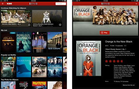 film streaming on iphone best streaming video apps for iphone and ipad netflix