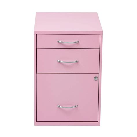 pink filing cabinet ospdesigns pink file cabinet hpbf261 the home depot