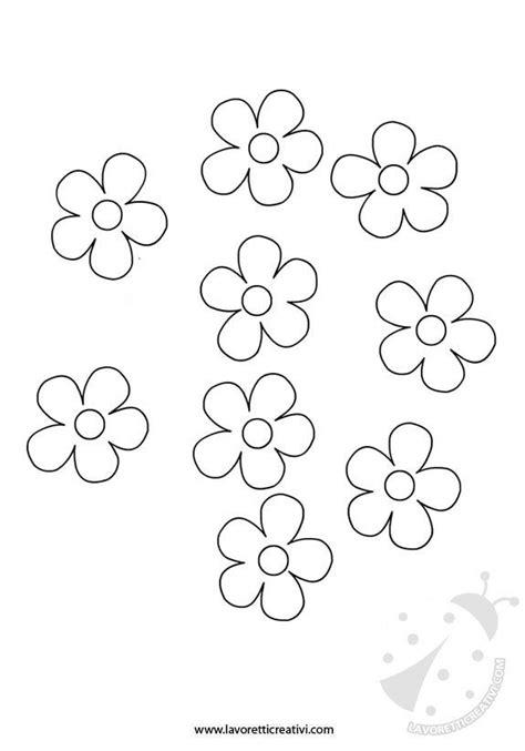 smaltimento traversine ferroviarie sagoma fiore sagome utili per realizzare un fiore di carta da