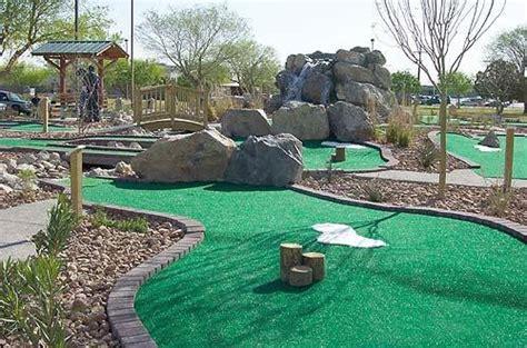 mini golf giochi da giardino