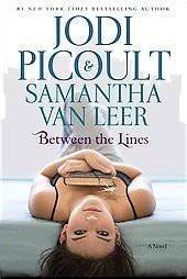 Between The Lines Hardcover between the lines hardcover by jodi picoult target