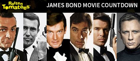 the bond countdown