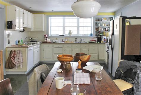 Old Farmhouse Kitchen Designs - farmhouse