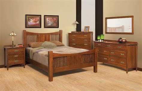 Mission Style Bedroom Set by Mission Style Bedroom Furniture Raya Furniture