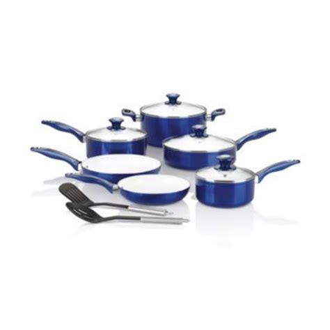 Philippe Richard Ceramic Nonstick Cookware Set by Cooks 12 Pc Ceramic Nonstick Cookware Set Found At