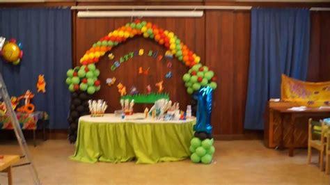 imagenes de fiestas infantiles de winnie pooh decoracion con globos winnie the pooh youtube