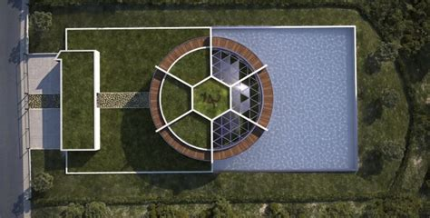 lionel messi house pictures lionel messi is building a house shaped like a football joe ie