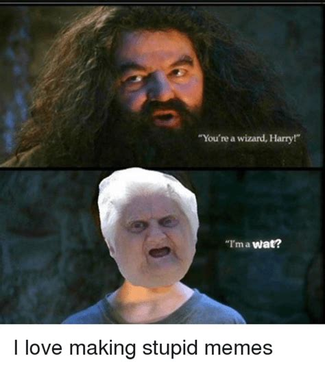 You Re A Wizard Harry Meme - you re a wizard harry meme 28 images gandalf no other