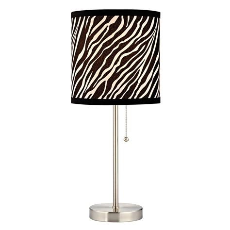Drum Shade Table L by Zebra Table L With Drum Shade And Pull Chain 1900 09