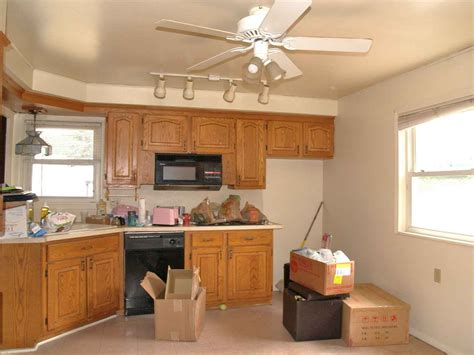 ceiling lighting for kitchens 10 tips to help you get the right ceiling fan for kitchen
