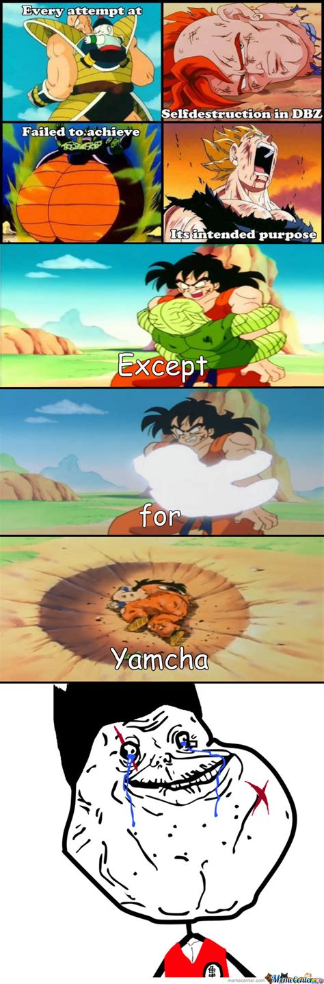 Yamcha Meme - pin yamcha vs meme taringa on pinterest