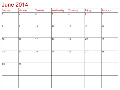 June 2014 Calendar Template by Search Results For Blank June 2013 Calendars Calendar 2015