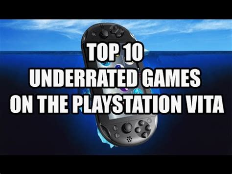 best ps1 games on vita top 10 underrated games on the playstation vita youtube