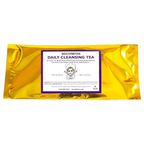 Cleansing And Detox Tea by Daily Cleansing Tea Detox And Digestive Tract