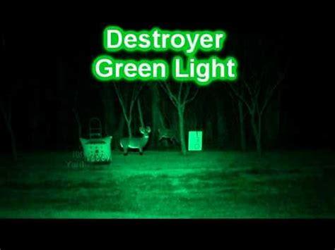 best hog hunting lights light output of the destroyer from sniper hog lights youtube