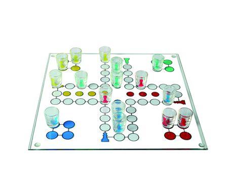 giochi alcolici da tavolo gioco da tavolo ludo alcolico con 16 bicchierini e 2 dadi