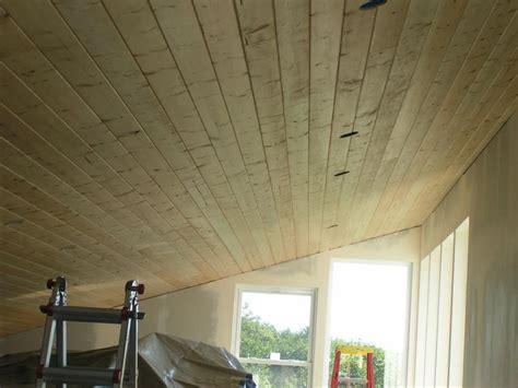 painted tongue and groove ceiling talkbacktorick