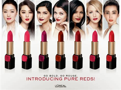 L Oreal Collection Reds l oreal color riche reds collection review