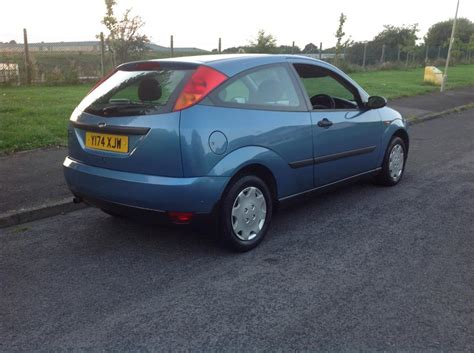 how petrol cars work 2001 ford focus security system ford focus 1 4 cl 3 door hatch 2001 mot march 2017 drive away dudley wolverhton