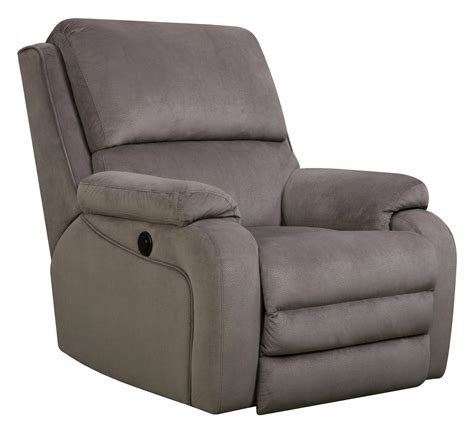 Recliners That Rock by Belfort Motion Recliners Ovation Swivel Rocker Recliner In