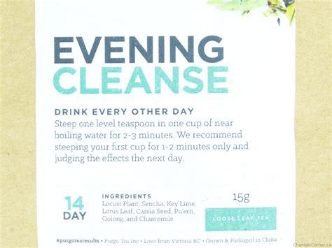 Every Day Detox Tea For Cholesterol by Purgo Tea Detox Chantal S Corner