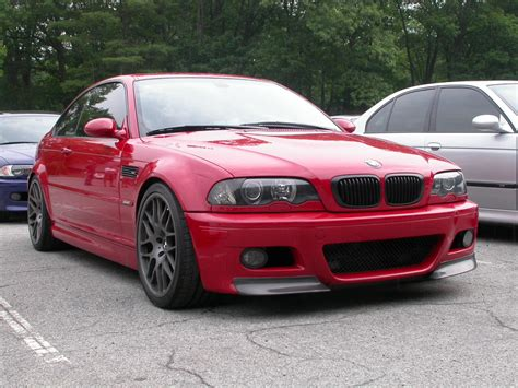 red bmw e46 sports car advisors the automobile enthusiast magazine