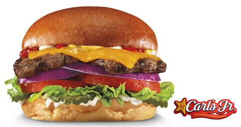 carl s carl s jr to offer healthy all natural burger
