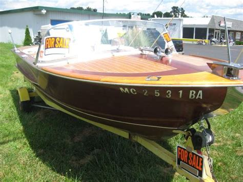 wood boats for sale ohio 1959 delta hollywood wood boat detail classifieds boatboss