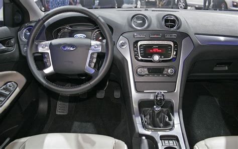 Ford Mondeo 2011 Interior by 2011 Ford Mondeo