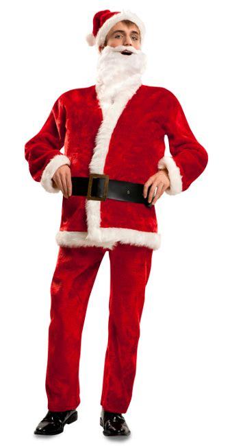 imagenes de trajes de santa claus para hombres compra tu disfraz de pap 225 noel para adulto por 43 50