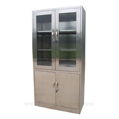 Lemari Stainless Steel stainless steel lemari arsip hefeng furniture