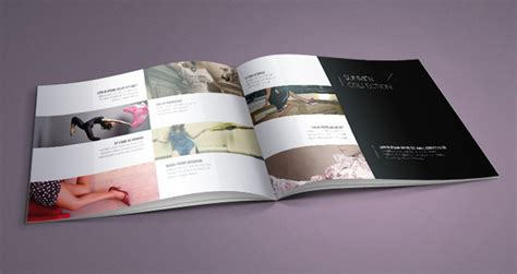 Fashion Catalog Template Catalog Templates Pixeden Catalog Template Photoshop