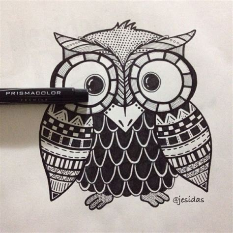 doodle owls 30 best images about b w designs on graphic