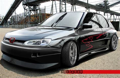 peugeot 405 modified peugeot peugeot 306 tuning car interior design