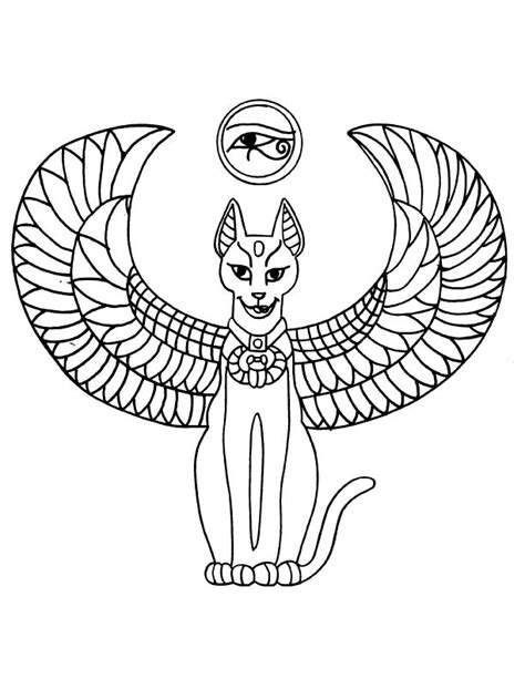 printable coloring pages egypt free coloring pages of egyptian clothes