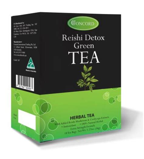 Detox Green Tea With Herbs by Store Oversea