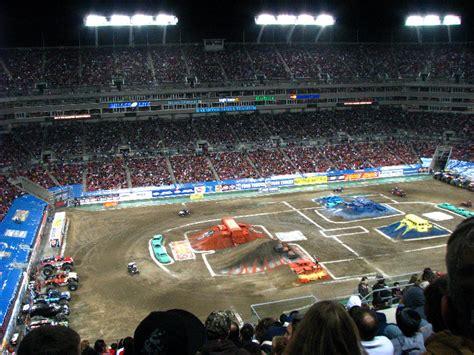 monster truck show south florida monster jam raymond james stadium ta fl 021